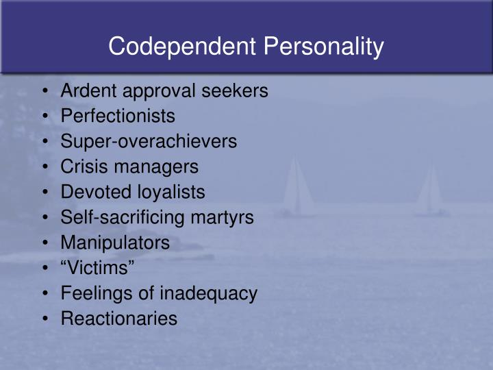 Codependent Personality