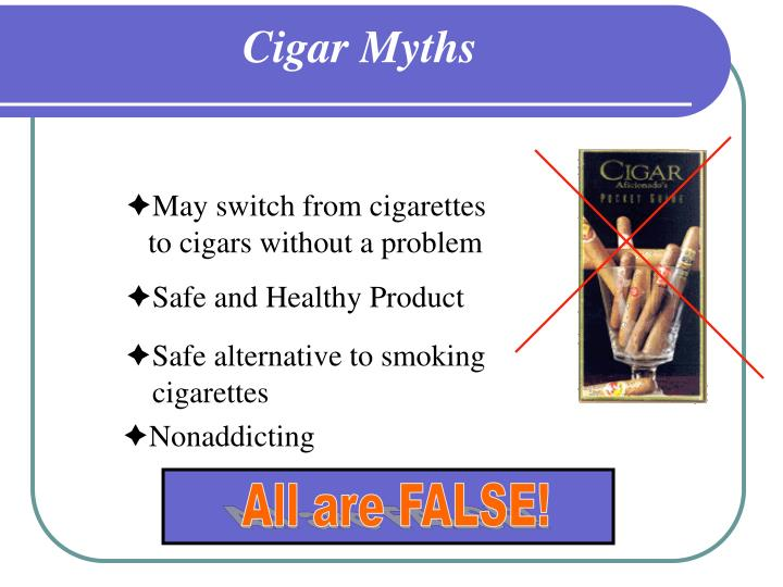 Cigar Myths