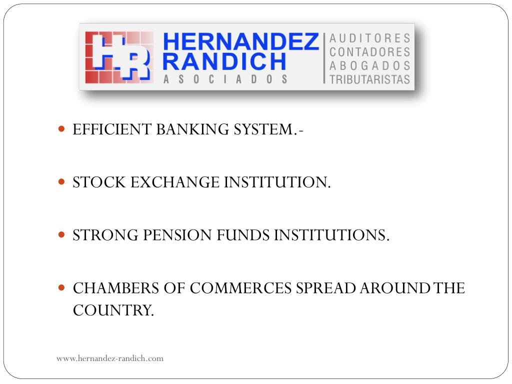 EFFICIENT BANKING SYSTEM.-