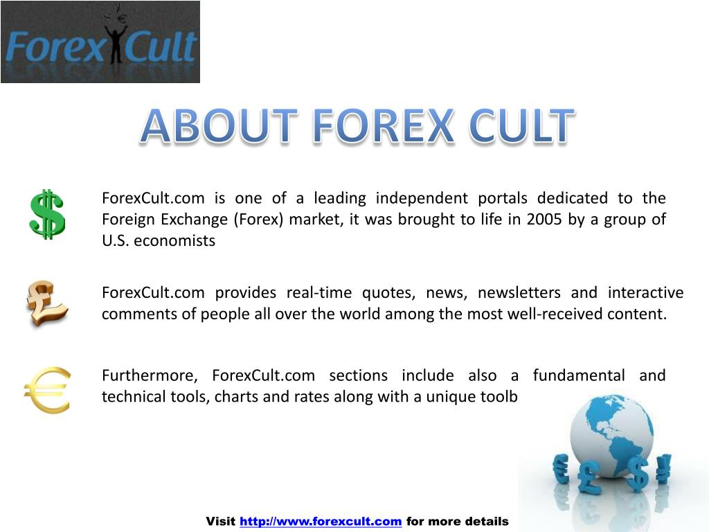 ABOUT FOREX CULT