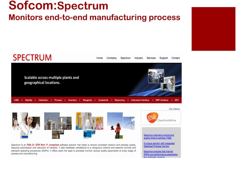 Sofcom: