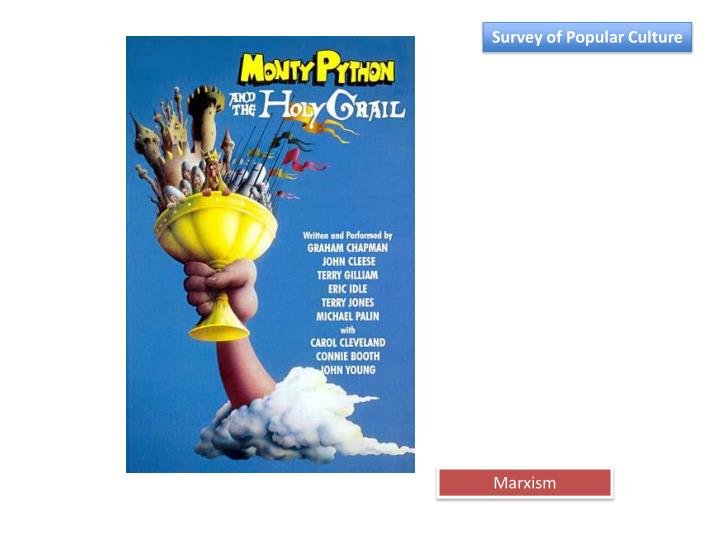 Survey of Popular Culture