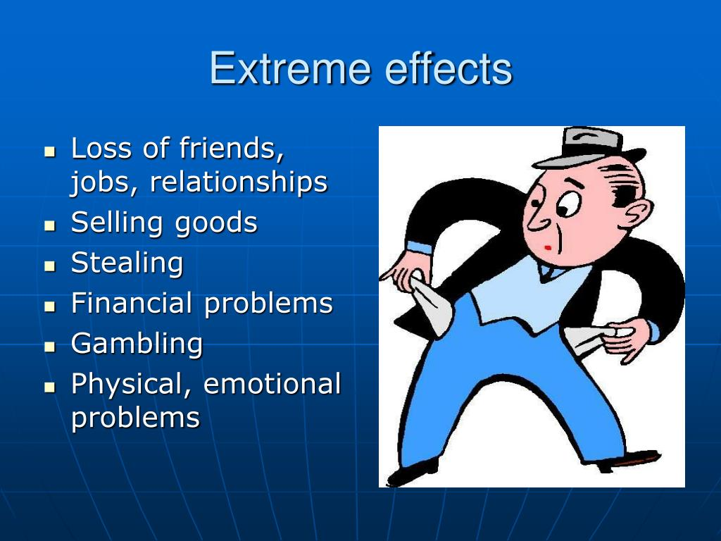 Extreme effects