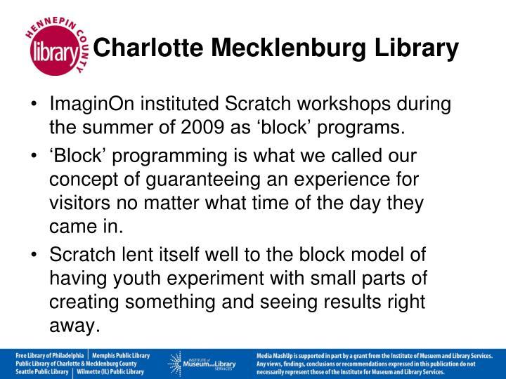 Charlotte Mecklenburg Library
