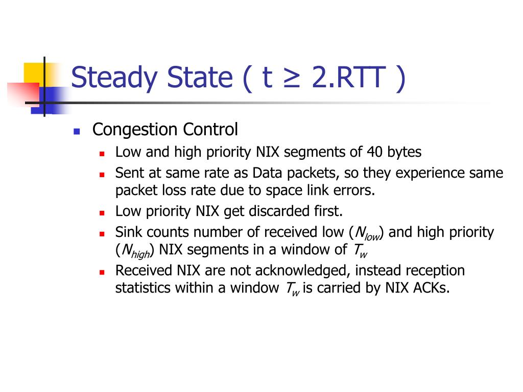 Steady State ( t