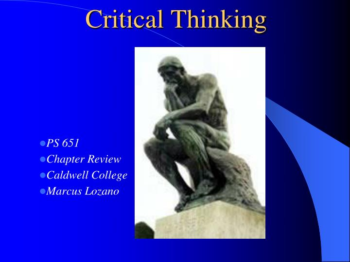 fun critical thinking exercises for college students