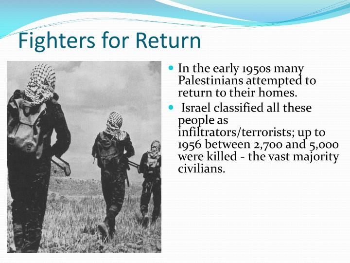 Fighters for Return