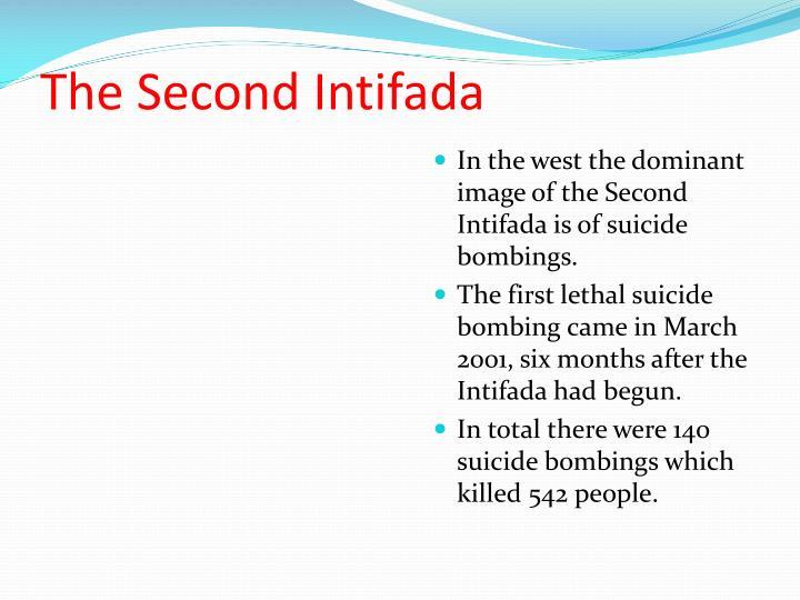 The Second Intifada