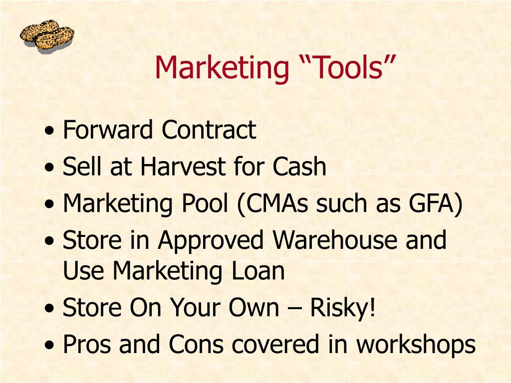 "Marketing ""Tools"""