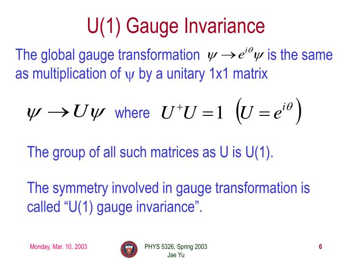 PPT - PHYS 5326 – Lecture #14 PowerPoint Presentation - ID ...