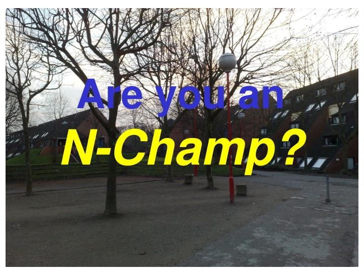 Are you an n champ1
