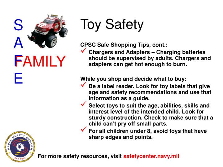 Toy Safety