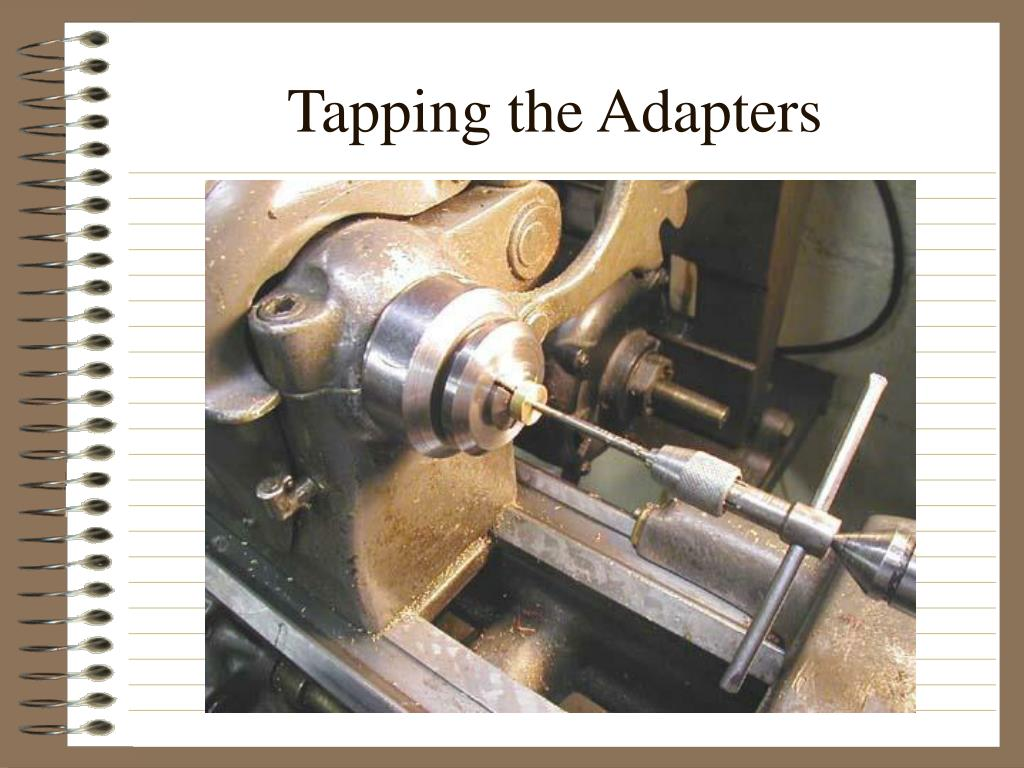 Tapping the Adapters