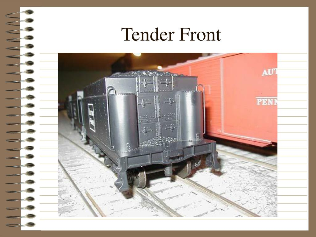 Tender Front
