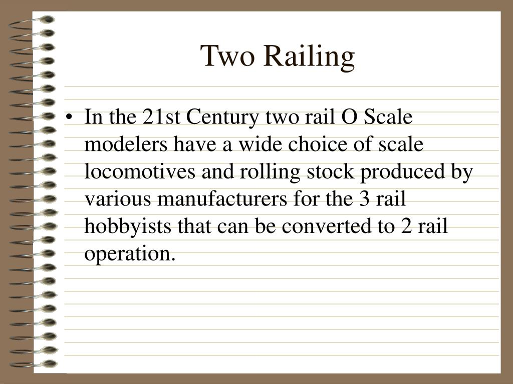 Two Railing