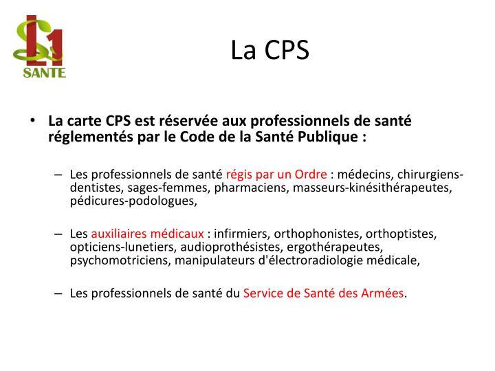 La CPS