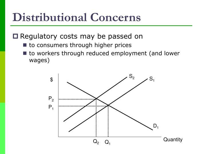 Distributional Concerns