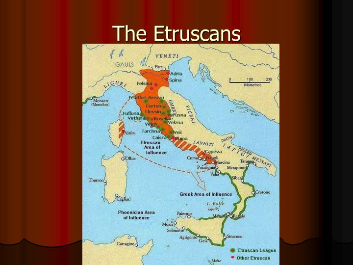 the political history of italy during the expulsion of the etruscans