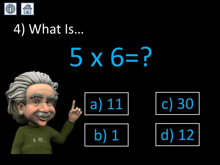 4) What Is…