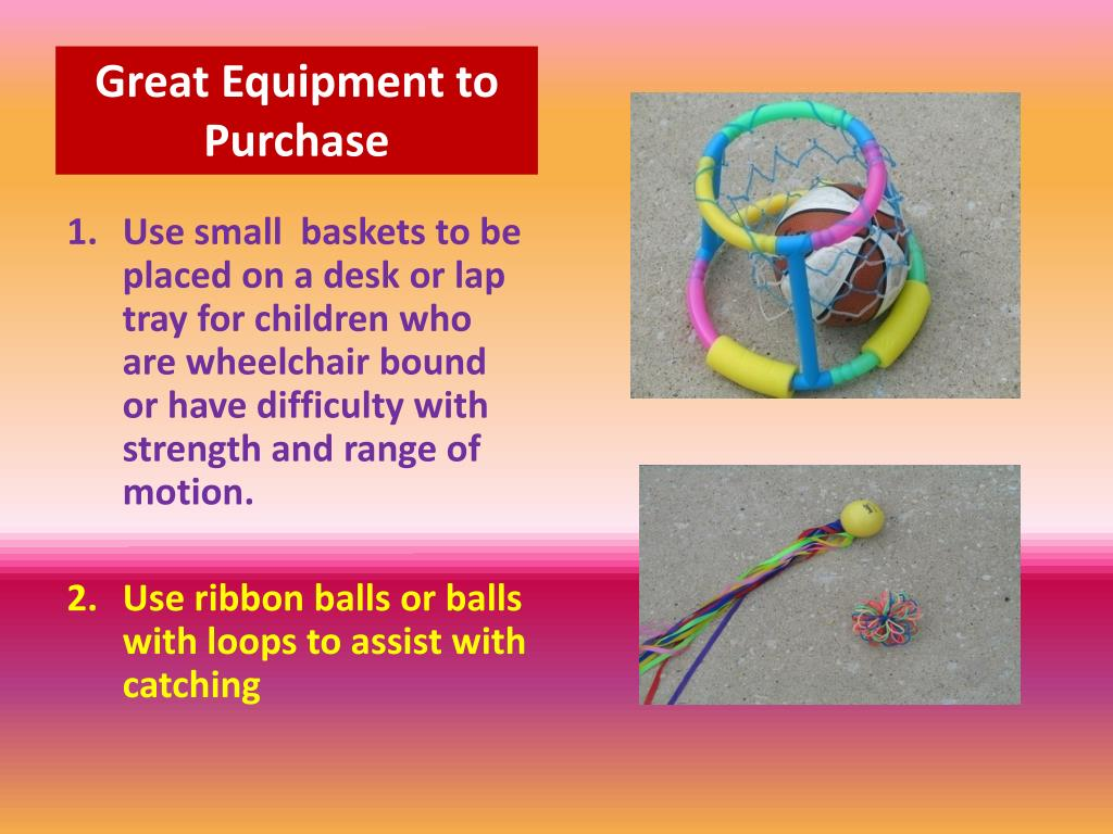 Great Equipment to Purchase