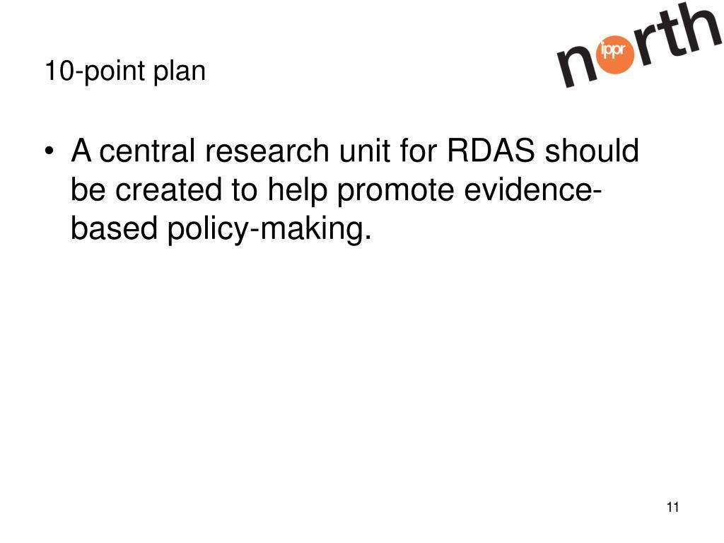 10-point plan