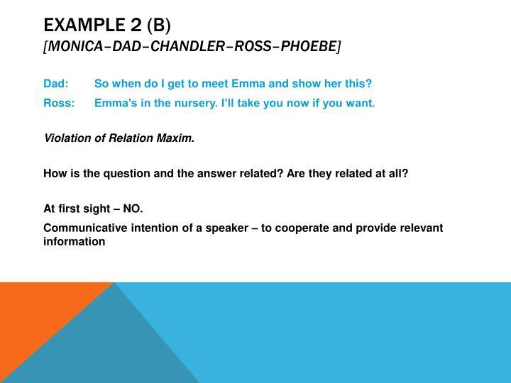 Example 2 (B)
