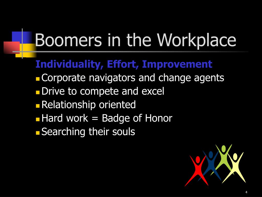 Boomers in the Workplace