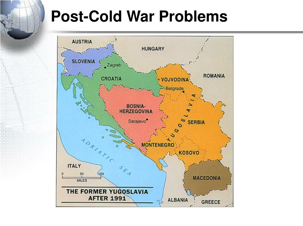 Post-Cold War Problems