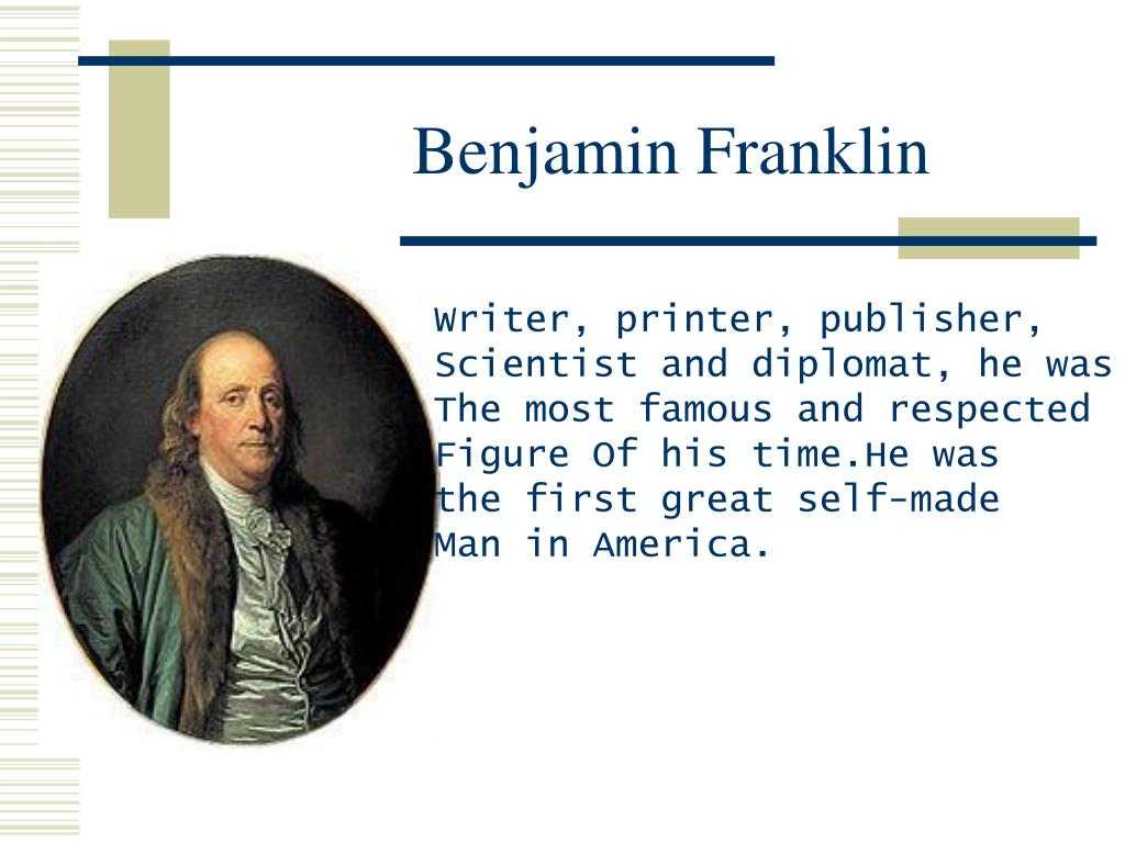 benjamin franklin and the puritans Genealogy for benjamin franklin  when franklin grew up in the puritan church,  william franklin, son of benjamin benjamin franklin had two sons.