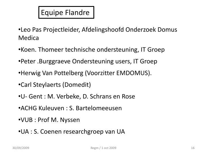 Equipe Flandre