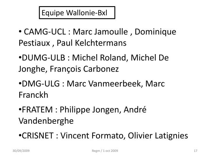 Equipe Wallonie-