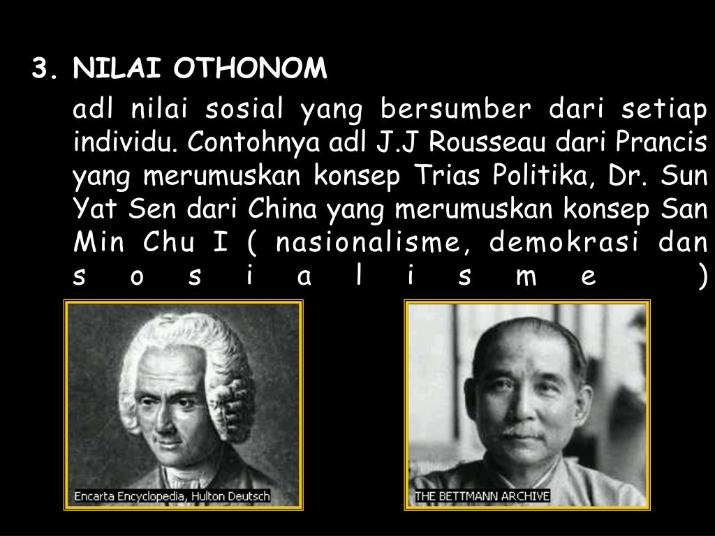 NILAI OTHONOM