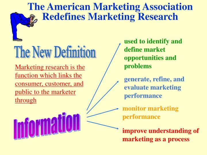 The American Marketing Association