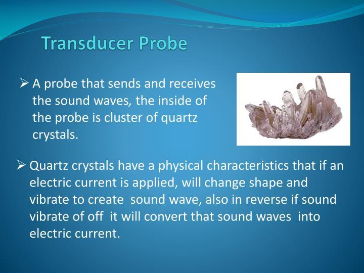 Transducer Probe