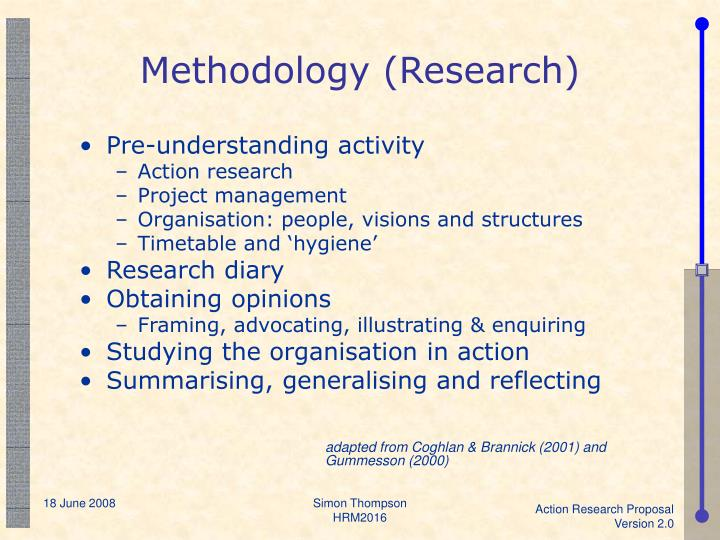 Methodology (Research)