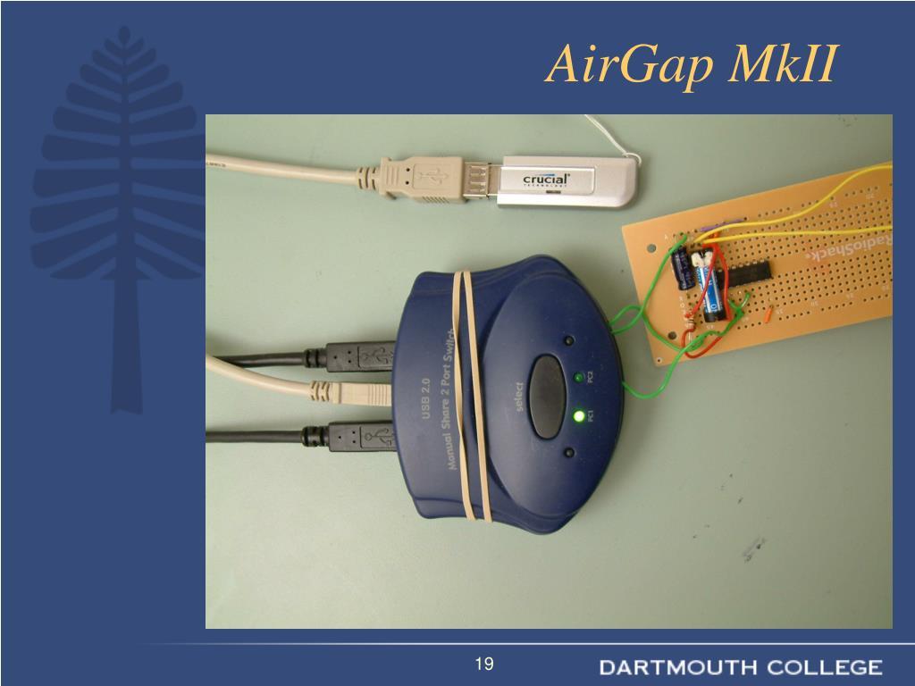 AirGap MkII