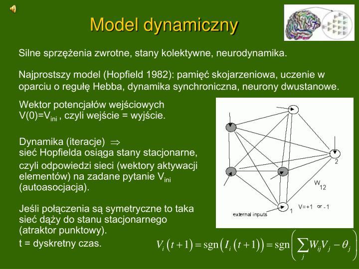 Model dynamiczny