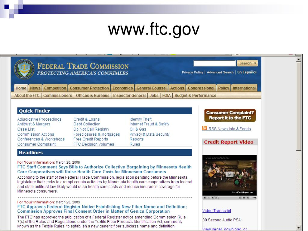 www.ftc.gov