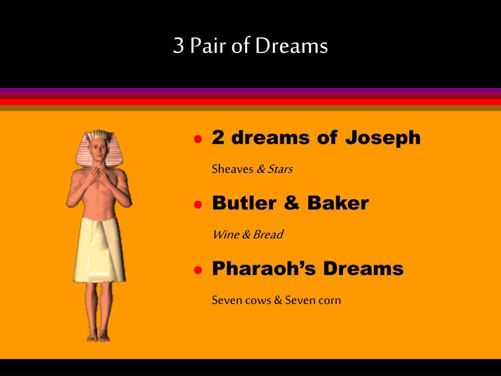 3 Pair of Dreams