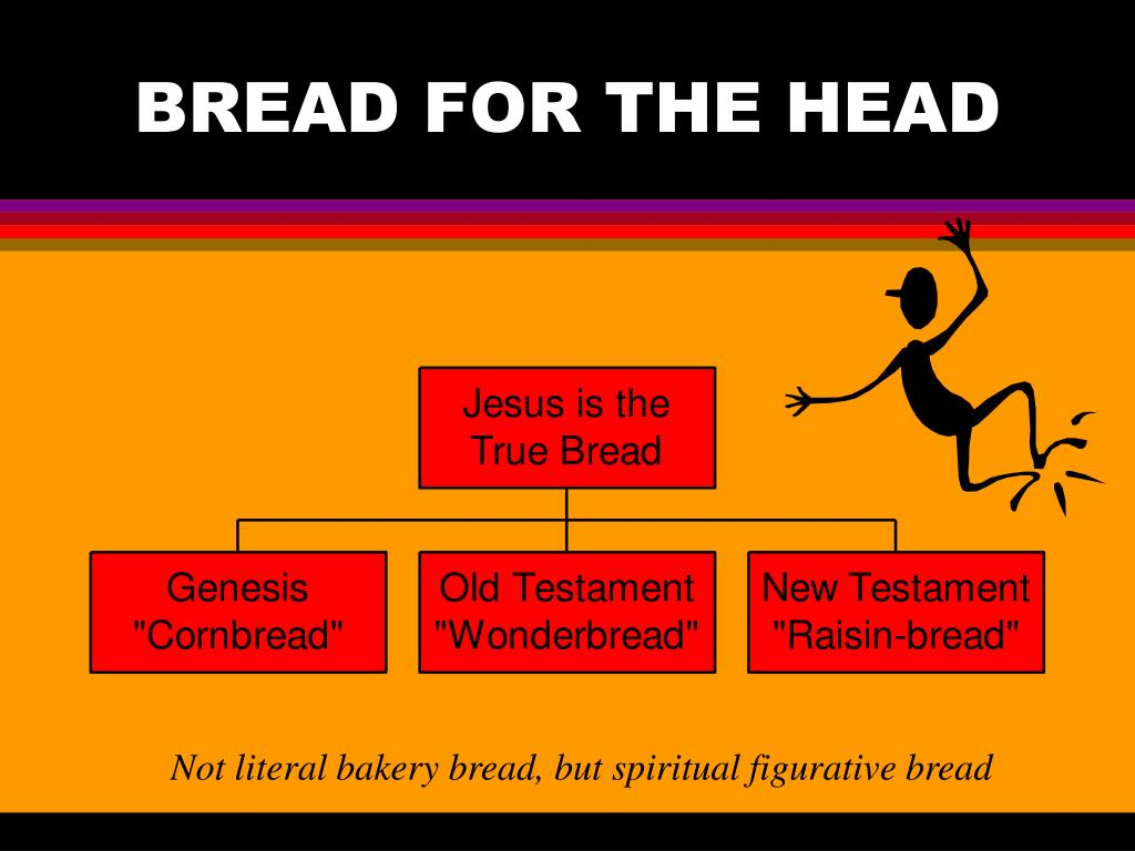 BREAD FOR THE HEAD