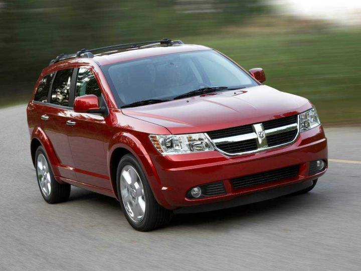 2009MY Dodge Journey
