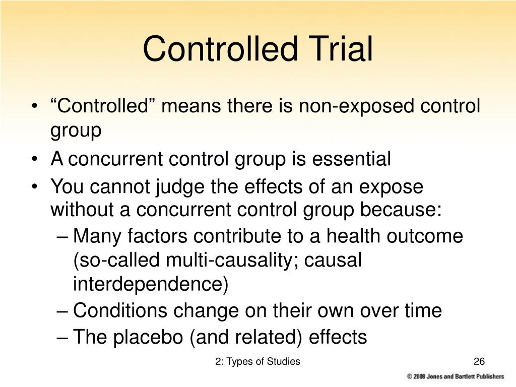 Controlled Trial