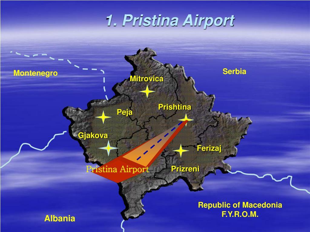 Pristina Airport