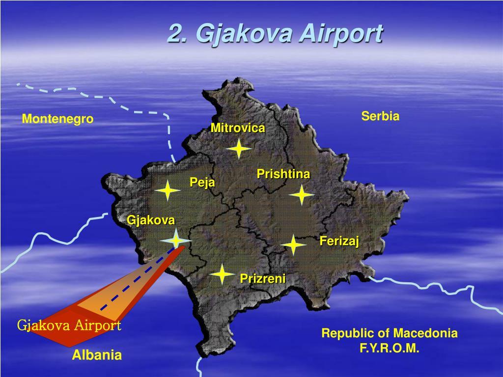 Gjakova Airport