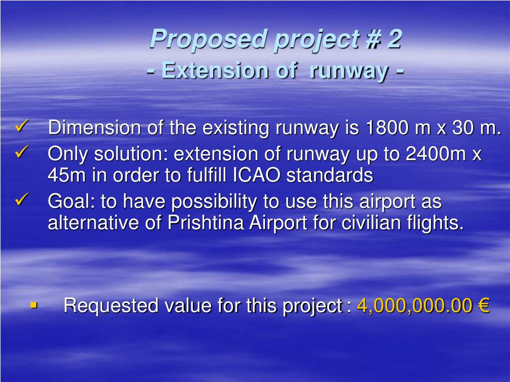 Proposed project # 2