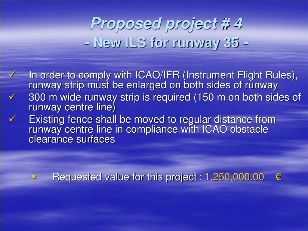 Proposed project # 4