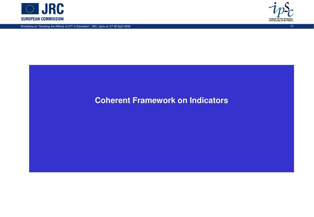 Coherent Framework on Indicators
