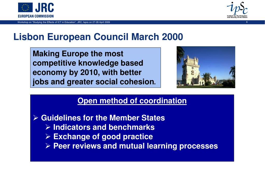 Lisbon European Council March 2000