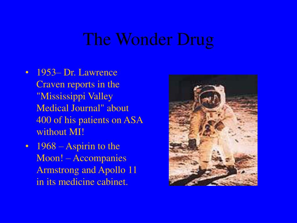 The Wonder Drug