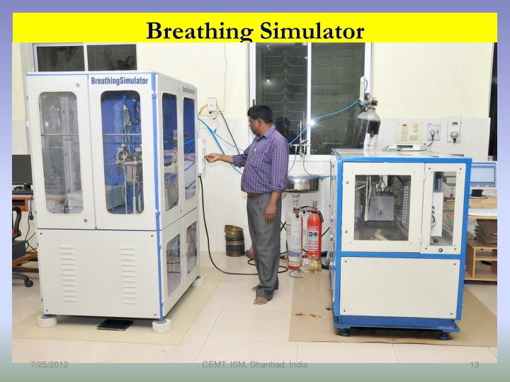 Breathing Simulator